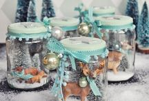 DIY-Using jars & bottles