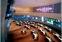 Network Operations Centers / Couple of cool places worth showing