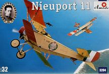 A Model, 1/32, Aircraft