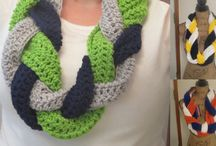 Knot Just Knitting / Knit and crochet items.
