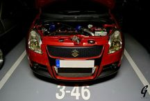 Suzuki Swift Sport Turbo (Niki's Swift)