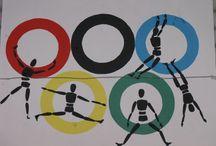 knutselen olympische spelen