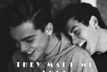 the dolan twins♡ / I love them way tooo much!I don't want to say why ,because it would be a huge list