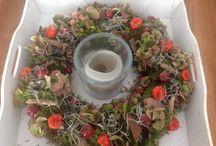 Herfst ideeën / Herfst decoratie