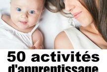 Activités bebe