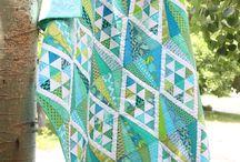 Turkoise quilt