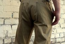 Παντελόνι με τιράντες