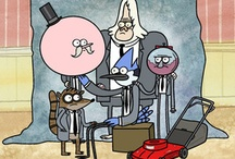 Regular Show.....OoOoOOHhHhHh / by Lacy Lovelace