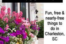 Charleston Trip / by Hannah B
