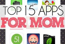 Mom Tech / Tech life hacks for Moms. Helpful apps, products, and tips and tricks!