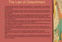The Law of Detachment