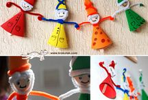 kids crafts / ideas DIY crafts for kids and preschool / by An Geon
