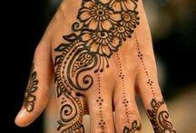Henna to do