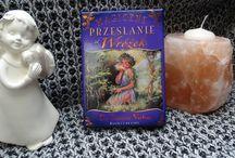 Karty Doreen Virtue / 44 karty MAGICZNE PRZESŁANIE OD WRÓŻEK