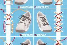 Amarrar zapatos