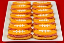 Football party for C
