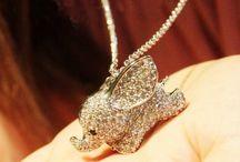 Chic jewelry  / by CHEMJOY.COM