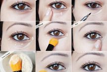 Make up / Flawless face tips for dummies