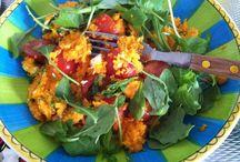 Inspiratie recepten en eten / Recepten en inspiratie op gebied van ontbijt, lunch en avondeten