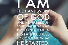 Affirmations / Affirmations based on the truth of scripture