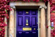 Doors, doors...