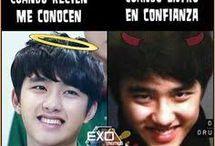 MEMES de EXO