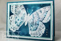 Kort . . . .sommerfugle