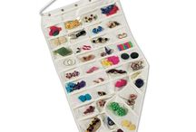 Organizing jewely / by Marie Anderson Torres