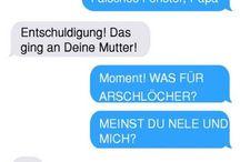 SMS Nachrichten