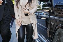Kim Kardashian outfits  / by Mia Trejo