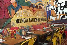 Кафе граффити