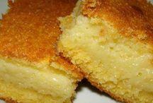 bolo maizena com queijo