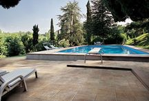 Outdoor Tiling Inspiration / A good exterior habitat takes into consideration its surrounding environment, to enhance the natural landscape, to achieve both an environmental and aesthetical outcome. It is also very important that your exterior surfaces meet safety requirements. We carry a wide range of exterior tiles.