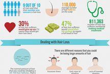 Hair Infographics