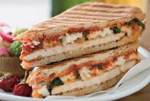 Nothing but Panini's!  / by Stephanie Nover (Stephanie Glovins)