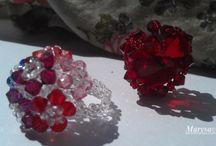 My jewellery for Sale on my webpage / www.whoismarysa.com