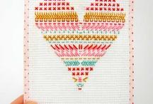 Stitching / by Brenda Eldred