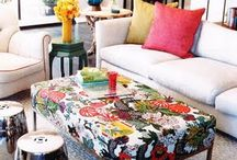 Vintage style / All vintage inspirations for any room
