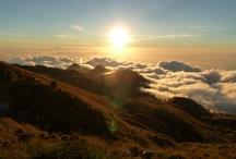 Mont Rinjani / Des photos de mon trek au mont Rinjani, île de Lombok (Indonésie)