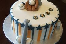 Baseball Cakes / Food