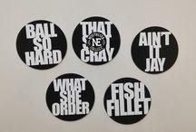 Hip Hop Magnets / Hip Hop Magnets with Lyrics