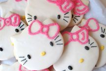 Hello Kitty Party Ideas / by Birthday in a Box
