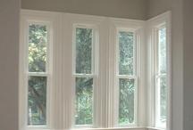 ceiling & windows