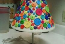 button crafts / by Sarah French