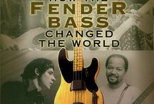 Fender Precision Bass / Its prototype, designed by Leo Fender in 1950, was brought to market in 1951, the first electric bass to earn widespread attention and use, remaining among the best-selling and most-imitated electric basses with considerable effect on the sound of popular music ever since.