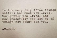 Einde van het leven......