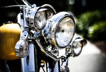 Cruisers / All the bells and whistles, dipped in chrome with some cool add on's, so you can tour or just pose...