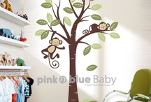 Nursery Ideas / by Mandy Crowley