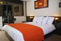 qp Hotels Lima - Tipos de Habitaciones