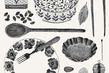Food & more food / by Pamela Macko